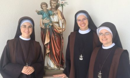 Paróquia de Araranguá acolherá comunidade das Irmãs Adoradoras
