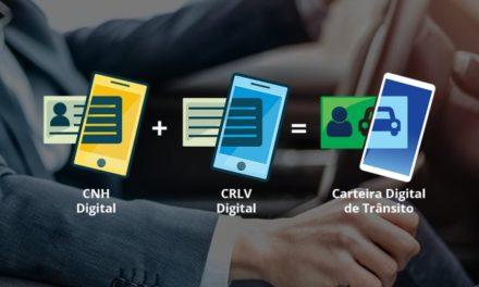 Detran lança versão digital de documento do veículo