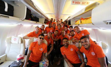 Inter volta à Libertadores após quatro anos