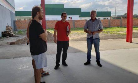 Vereador obtém recursos para construção de pista de skate