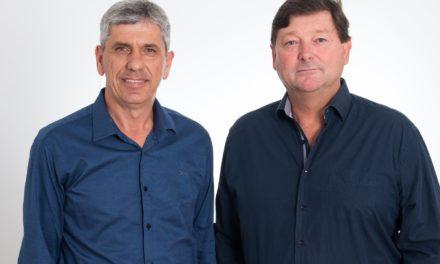 Zanette e Cirimbelli se apresentam como candidatos  da Cersul