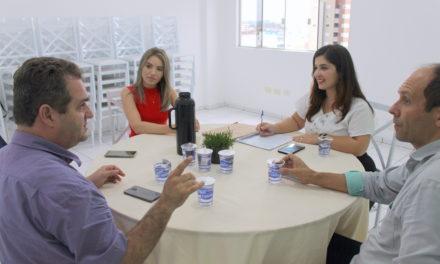 Unesc e Associação Empresarial juntas pelo desenvolvimento regional