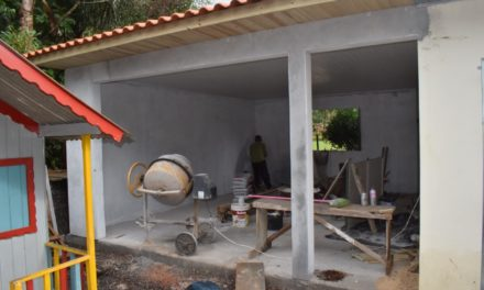 Escola infantil de Jacinto Machado é ampliada