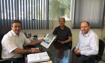 SAMAE de Araranguá estuda parceria com o CISAM-SUL