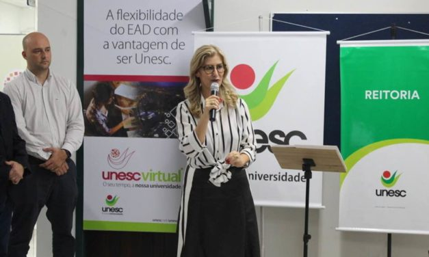 Unesc apresenta seu novo projeto de Educação a Distância