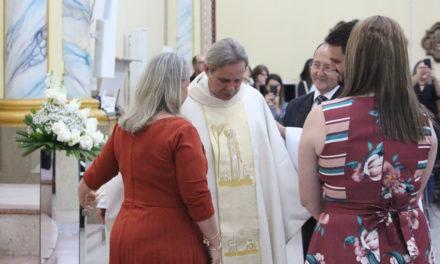 Viúvo é ordenado sacerdote em Sombrio