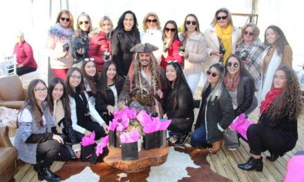 Patronesse recepciona debutantes e convidados especiais em sítio paradisíaco no Timbé do Sul