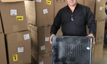SAMAE de Araranguá adota caixa de proteção para hidrômetros