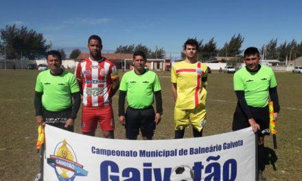 Quinta rodada do Gaivotão marcada por muitos gols
