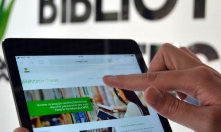 Unesc lança Biblioteca Digital com mais de 7,5 mil obras