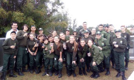 Alunos do Projeto Protetor Ambiental visitam Estações de Água e Esgoto do SAMAE de Araranguá