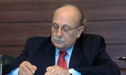Faleceu o ex- deputado Walmor de Luca