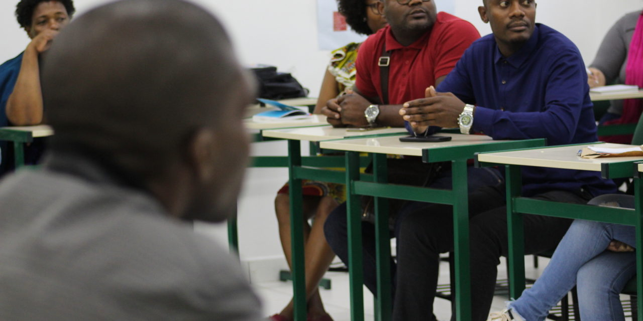 Residência Multiprofissional da Unesc recebe intercâmbio de enfermeiros angolanos