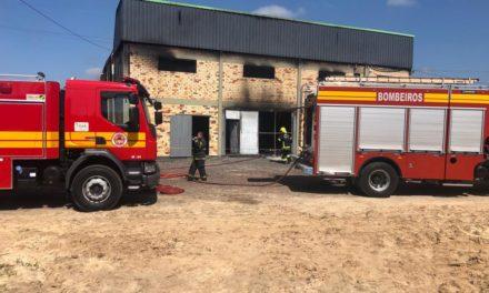 Suspeito de atear fogo em fábrica de Araranguá é preso no Morro dos Conventos