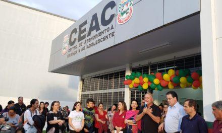 Inaugurado o Ceac Jaime Camilo Fidélis em Sombrio