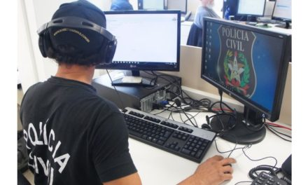 Delegacia de polícia virtual de Santa Catarina