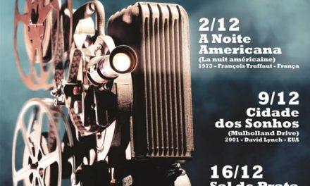 """""""A Noite Americana"""" de Truffaut abre a programação de dezembro do Cineclube Torres"""