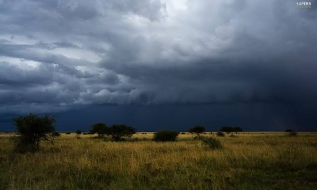 Virada no tempo trás tormentas para parte de Santa Catarina