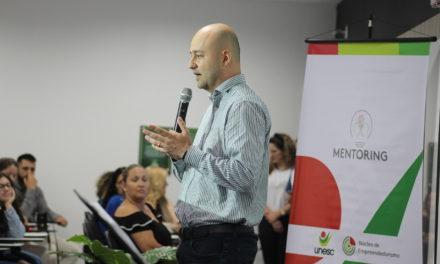 Araranguá conhece de perto o Programa Mentoring da Unesc