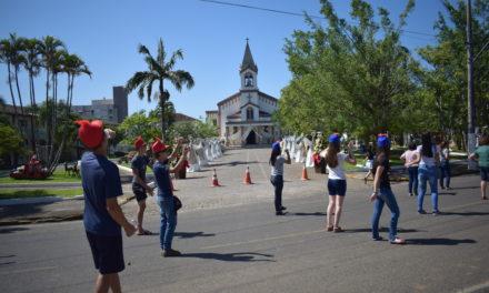 Desfile natalino vai reunir 170 componentes na abertura do 3º Natal Encantado de Jacinto Machado