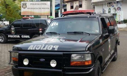 Tarado é preso pela Polícia Civil em Sombrio