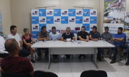 Mais dez ruas serão pavimentadas em Balneário Gaivota