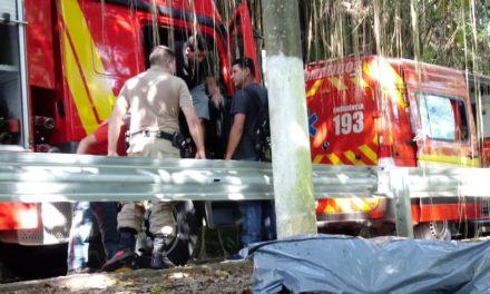 Corpo de um homem é encontrado em rio no sul do estado