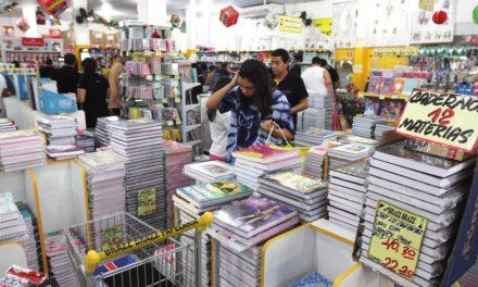 Pesquisa aponta que catarinense vai gastar R$ 325,61 em material escolar