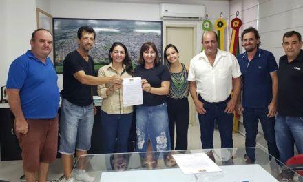 Escola Fioravate Minatto na Garuva receberá ampliação.