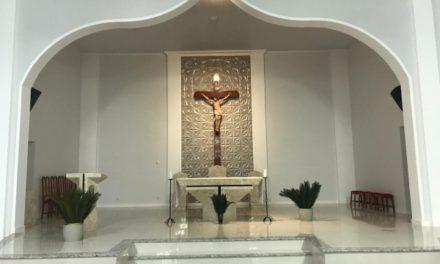 Igreja Católica continuará fechada para os fiéis na região