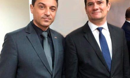 Moisés lamenta saída de Sérgio Moro de Ministério: 'Será bem-vindo aqui'