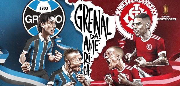 CONMEBOL Libertadores apresenta 'Gre-Nal da América, O Filme'