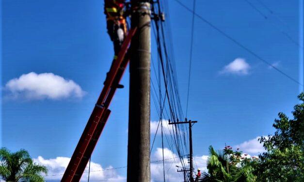 Dunet leva internet fibra óptica para os bairros do interior