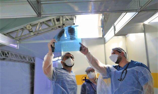 41,7% dos médicos de SC precisaram se afastar do trabalho durante pandemia