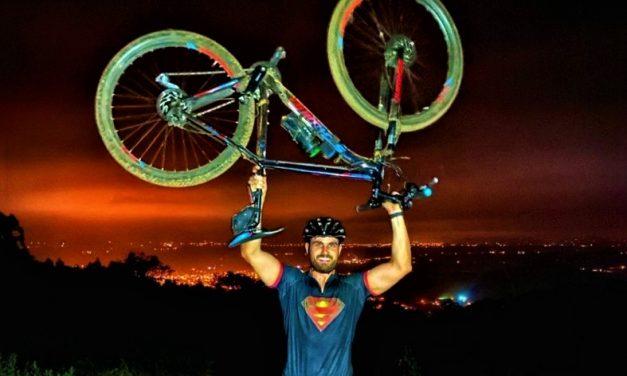 Luan Antonelli Bristot sofre acidente com bicicleta e é constatado traumatismo craniano
