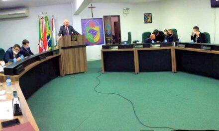 Câmara de Sombrio vota liberação de recursos para Educação e enfrentamento ao covid-19