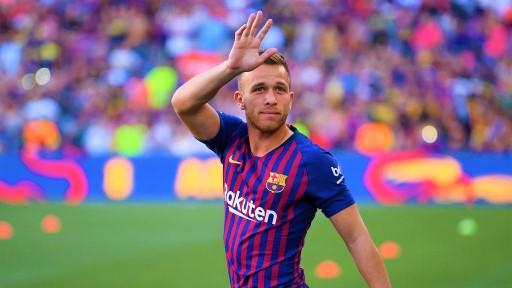Tchau Barcelona, Arthur é da Juventus