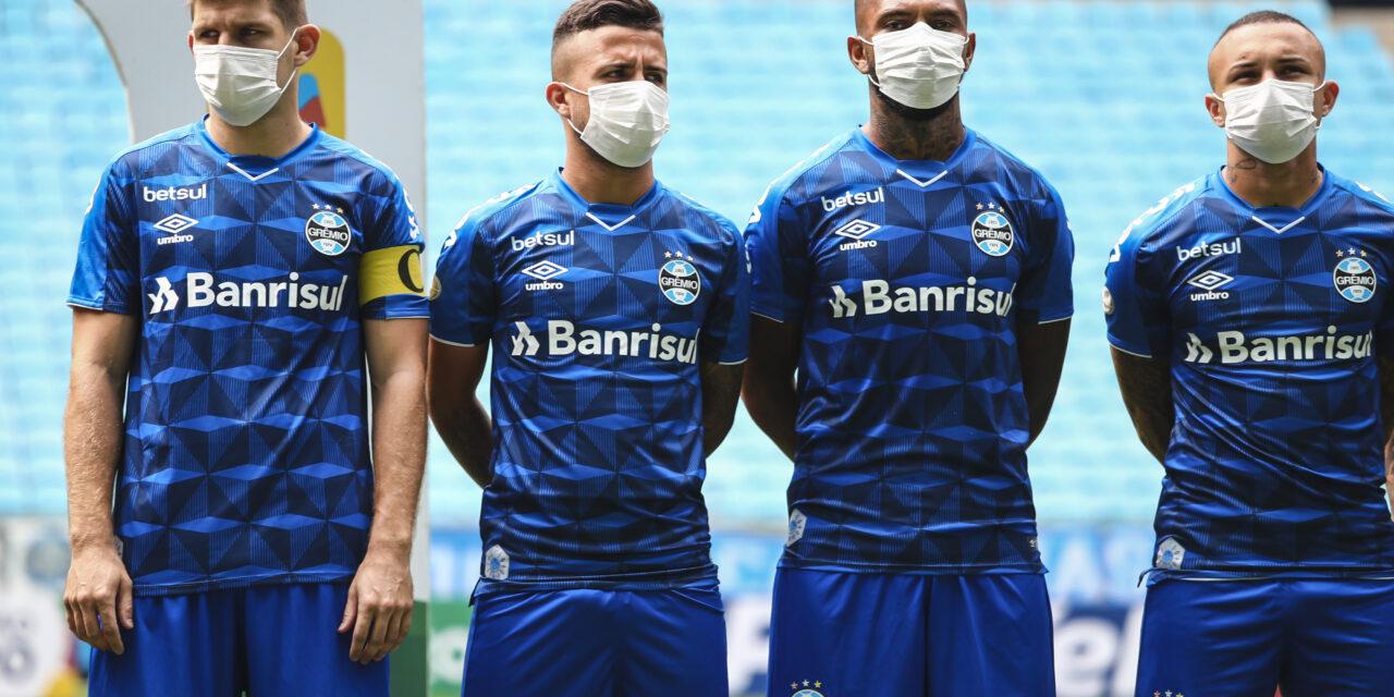 Grêmio irá dar sequências aos treinamentos no Sul Catarinense