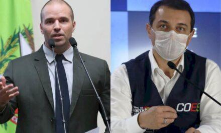 Moisés processa Jessé Lopes por injúria, difamação e danos morais