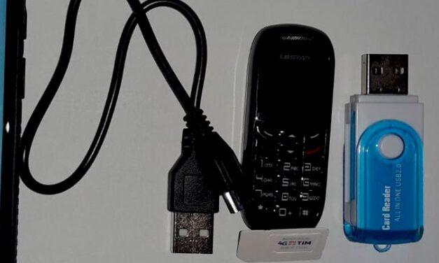 Detentos tentam entrar em presídio com celular no estômago