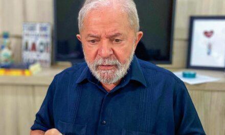 Estamos nos preparando para voltar a governar o país em 2022, diz Lula