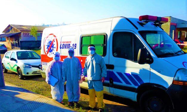 Secretaria de Saúde de Jacinto Machado amplia testagem ao covid-19