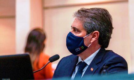 Vacinação em SC começa nesta segunda, diz André Motta