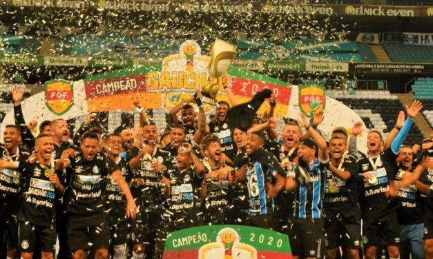 Supremacia Tricolor: Grêmio conquista mais um troféu na sequência de anos vitoriosos