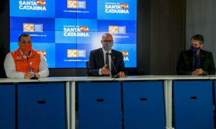Plano apresentado por SC não confirma data para retorno das aulas presenciais