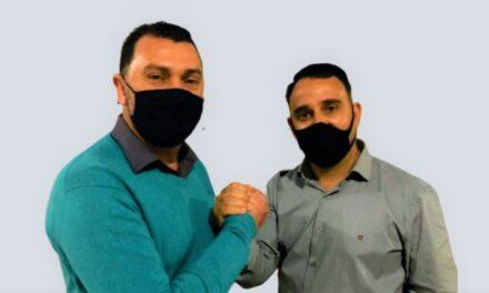 Kekinha e Jonatã têm seus nomes oficializados em convenção partidária