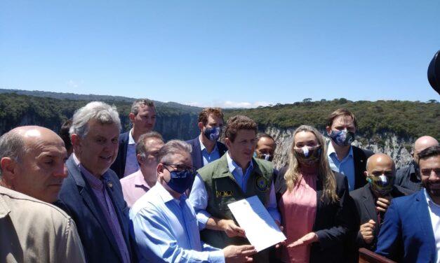 Edital para a concessão dos parques de Aparados da Serra e Serra Geral é lançado
