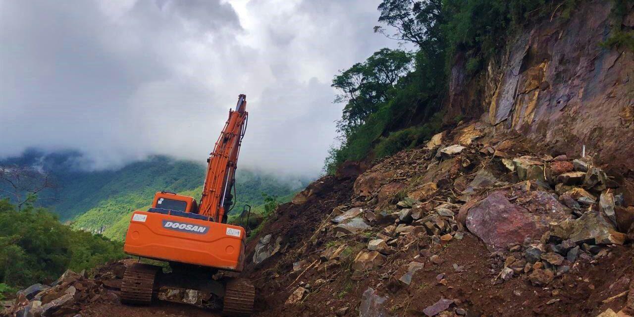 Serra da Rocinha segue interditada na manhã desta sexta-feira (20)