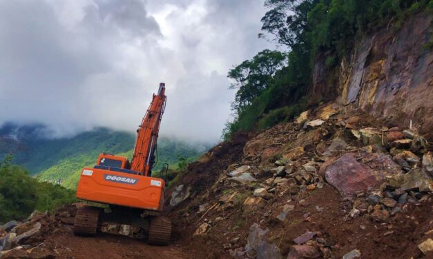 Serra da Rocinha seguirá interditada na manhã desta segunda-feira