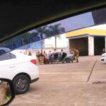 Buscas pelos assaltantes: Vendedores de rapaduras são abordados pela Polícia em São João do Sul